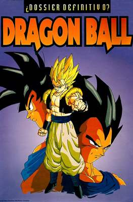 Dragon Ball: ¿Dossier Definitivo?