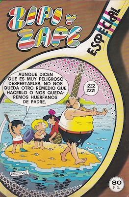 Zipi y Zape Especial / ZipiZape Especial (Grapa 76-100 pp) #62