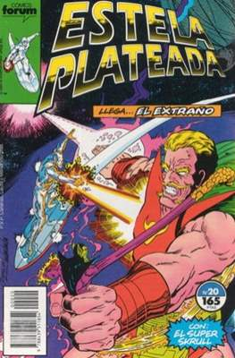 Estela Plateada Vol. 1 / Marvel Two-In-One: Estela Plateada & Quasar (1989-1991) (Grapa 32-64 pp) #20