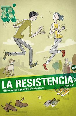 La Resistencia (Rústica 80 pp) #2