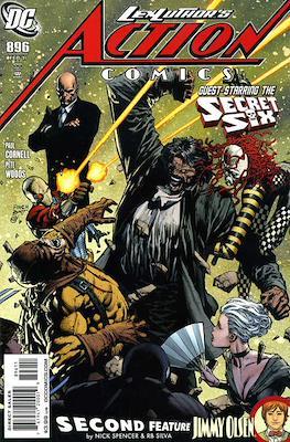 Action Comics Vol. 1 (1938-2011; 2016-) (Comic Book) #896
