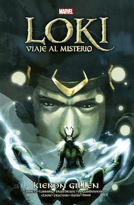 Loki: Viaje al Misterio. Marvel Omnibus (Cartoné 768 pp)