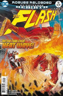 The Flash Vol. 5 (2016-2020) (Comic Book) #15