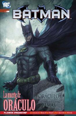 Batman. La muerte de Oráculo