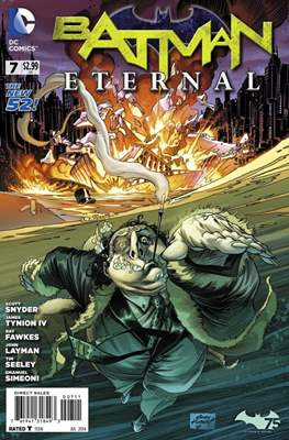 Batman Eternal (2014-2015) (Comic-Book) #7