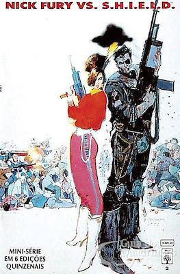 Nick Fury Vs Shield (Grapa) #2