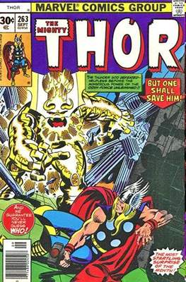Journey into Mystery / Thor Vol 1 (Comic Book) #263
