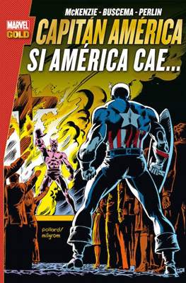Capitán América. Marvel Gold (Rústica con solapas) #5