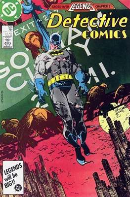 Detective Comics Vol. 1 (1937-2011; 2016-) (Comic Book) #568