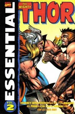 Marvel Essential: Thor (Softcover) #2