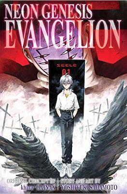Neon Genesis Evangelion (Rústica 3-in-1 Edition) #4