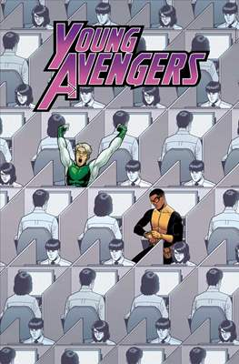 Young Avengers Vol. 2 (2013-2014) #6