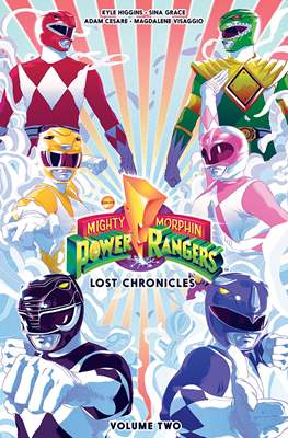 Mighty Morphin Power Rangers: Lost Chronicles (Softcover 112 pp) #2