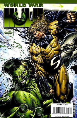 World War Hulk (Comic Book) #5