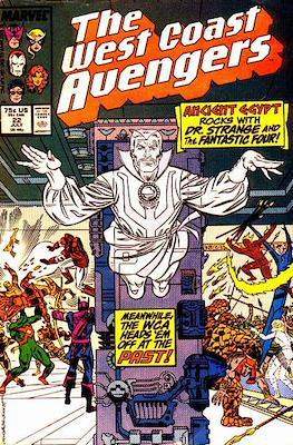 West Coast Avengers Vol. 2 (Comic-book. 1985 -1989) #22