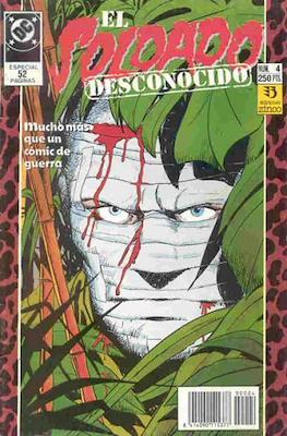 El soldado desconocido (1991-1992) (Grapa, 28 páginas) #4