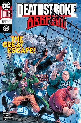 Deathstroke Vol. 4 (2016- ) (Comic-book) #40