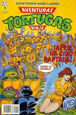 Aventuras Tortugas Ninja (Grapa) #19