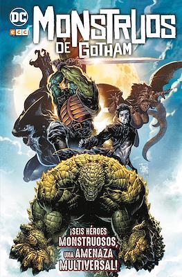 Monstruos de Gotham (Rústica 144 pp) #