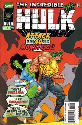 The Incredible Hulk Vol. 1 (1962-1999) (Comic Book) #442