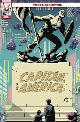 Capitán América - Marvel Legacy (Rústica) #2