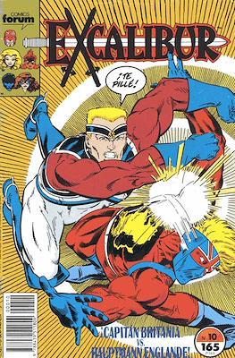 Excalibur Vol. 1 (Comic Book) #10