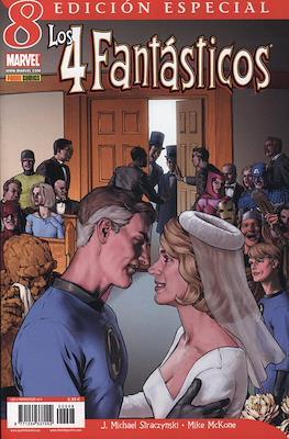 Los 4 Fantásticos Vol. 6. (2006-2007) Edición Especial #8