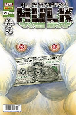 El Increíble Hulk Vol. 2 / Indestructible Hulk / El Alucinante Hulk / El Inmortal Hulk (2012-) #96/21