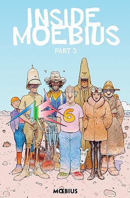 Inside Moebius (Hardcover 216-264-280 pp) #3