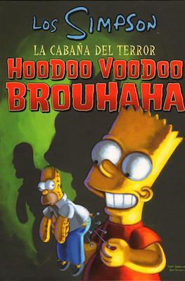 La cabaña del terror de Bart Simpson #3