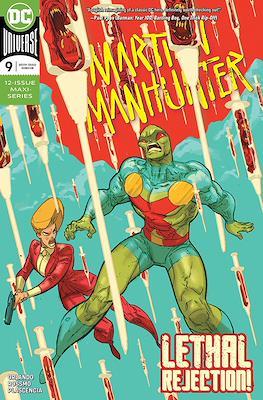 Martian Manhunter Vol. 5 (2018-...) (Comic Book) #9