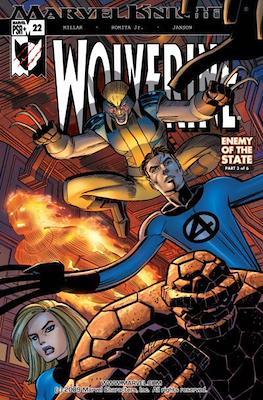 Wolverine / Dark Wolverine (2003-2010) (Digital) #22
