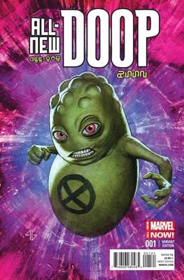 All-New Doop (Variant Cover)
