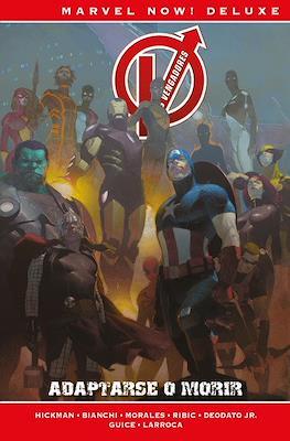 Los Vengadores de Jonathan Hickman. Marvel Now! Deluxe #5
