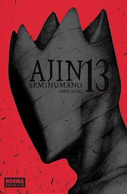 Ajin: Semihumano (Rústica con sobrecubierta) #13