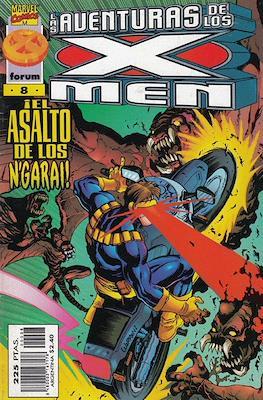 Las nuevas aventuras de los X-Men Vol. 2 #8