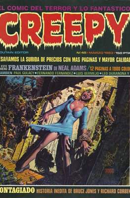 Creepy (Grapa, 1979) #45