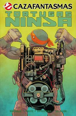 Cazafantasmas / Tortugas Ninja (Rústica 112 pp) #1