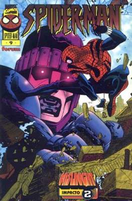 Spiderman Vol. 3 Nuevo Spiderman (1996-1997) (Rústica 96-128 pp) #9