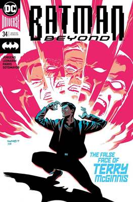 Batman Beyond (Vol. 6 2016-...) (Comic Book) #34