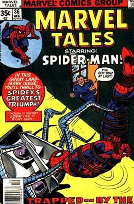 Marvel Tales (Comic Book) #86