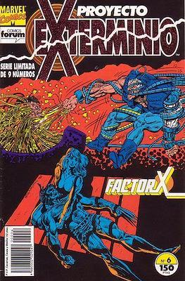 Proyecto Exterminio (1992) (Grapa 24 pp) #6