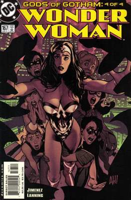 Wonder Woman Vol. 2 (1987-2006) (Comic Book) #167