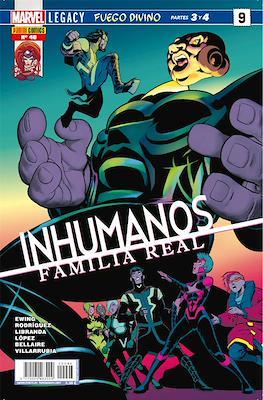 Inhumano / Inhumanos (2014-2018) (Grapa) #46