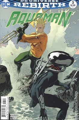 Aquaman Vol. 8 (2016-2021) Variant Cover) #3