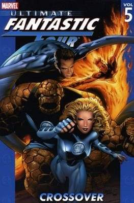 Ultimate Fantastic Four (Softcover) #5