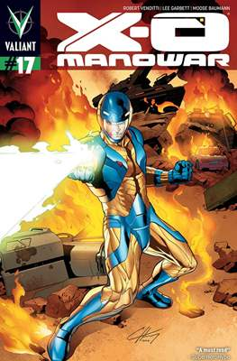 X-O Manowar (2012) (Comic-Book) #17