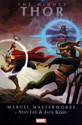 Marvel Masterworks: The Mighty Thor (Softcover) #2