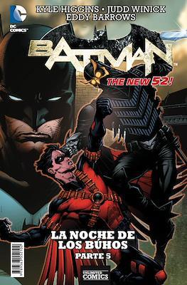 Batman: La noche de los búhos #5
