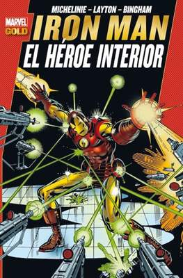 Iron Man. Marvel Gold (Rústica) #3